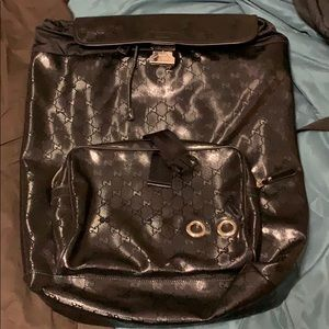 Limited Edition Gucci backpack